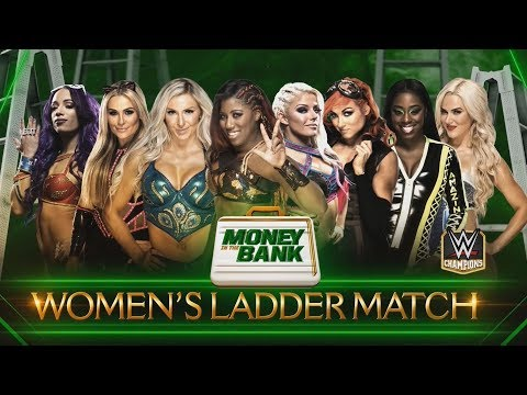 Download The Women of WWE Lunge for the Loot at  MITB 2018 HD Mp4 3GP Video and MP3