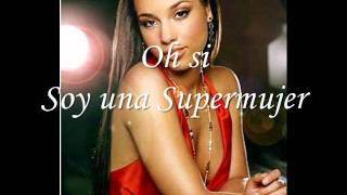 Alicia Keys - Superwoman Español