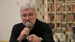 Дебаты Евгения Водолазкина и Алексея Варламова
