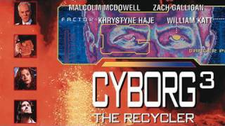 Cyborg 3: The Recycler (1995) Video