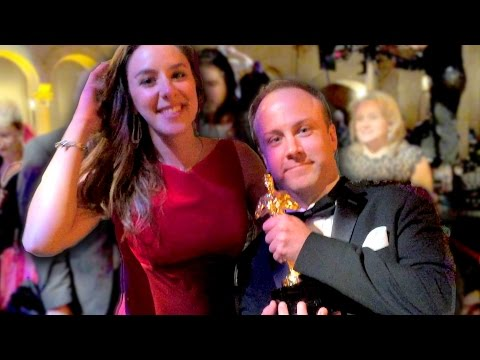 FAKE OSCAR PRANK – Pretending to be a Celebrity