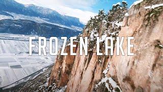 The beauty of Southtyrol ep.2 | Frozen Lake | FPV Cinematic | 4K