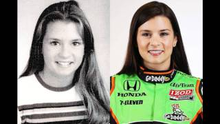 Danica Patrick's High School Picture