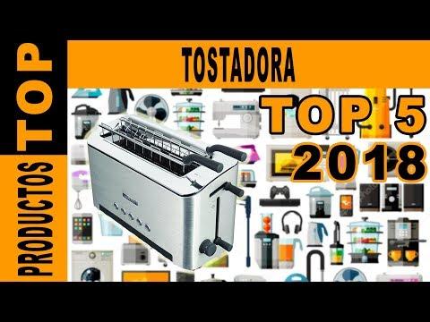 ✅ Tostadora - Top 5 Mejores Tostadoras 2018 (Guía de compra)