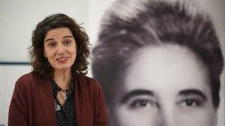 Guadalupe Ortiz de Landázuri, una vida de película que despegó en Bilbao