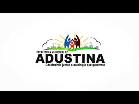 Mesmo com a crise que atinge todo o país, em Adustina a prefeitura trabalha! Confiram um resumo de a