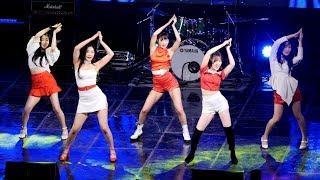 190515 레드벨벳 (Red Velvet)  파워업(Power Up)  [4K] 직캠 Fancam (홍대축제) By Mera