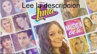 """DESCARGAR  """"MUSICA EN TI""""  ALBUM COMPLETO DE SOY LUNA"""