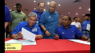 Zambry to contest in Lumut and Pangkor