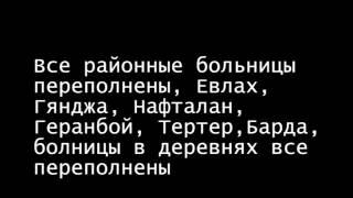 Истинные потери Азербайджана. Перехват телефонного разговора азербайджанки