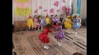"""8 березня """"Мама для ляльки"""" (молодша група) 1 частина"""