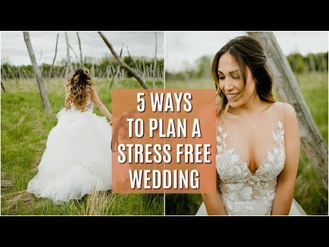 , title : '5 WAYS TO PLAN A STRESS FREE WEDDING!