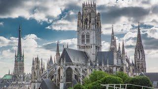 Rouen in Motion (by Mayeul Akpovi)