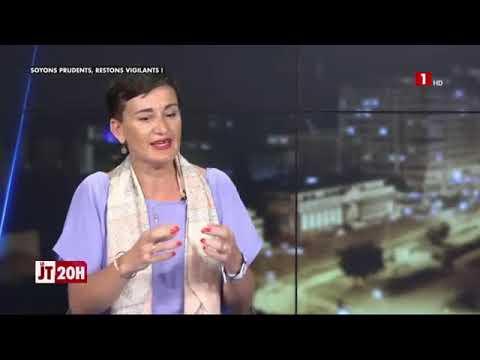 Lancement de la Quinzaine de l'Europe : Interview de Irène Mingasson, Ambassadrice UE au Sénégal