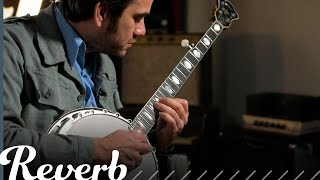 Three Bluegrass Banjo Styles Explained With Noam Pikelny   Reverb Interview
