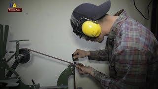 Сделано в Украине: львовянин создает ножи, известные во всем мире