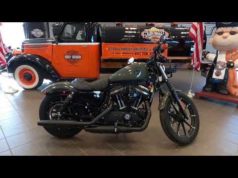 2021 Harley-Davidson® Iron 883™ XL883N