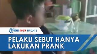 Ayah di Manado Tega Tendang Anak Kandung Sambil Direkam, Pelaku Sebut Hanya Lakukan Prank