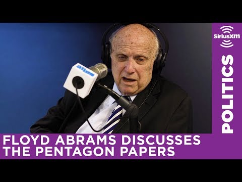 If the Pentagon Papers case went the other way, what would've happened? | Dan Rather on Radio Andy