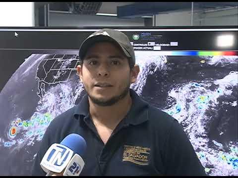 Paso de vaguada generará lluvias de formas aislada en territorio nacional