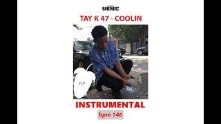 "Tay K - ""Coolin"" Official Instrumental 😖🔥🔥 (Free FLP)"