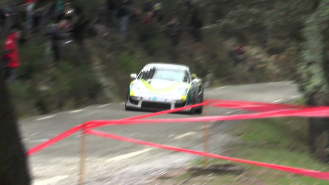 Rallye du Var 2014 - Les Porsche Yacco