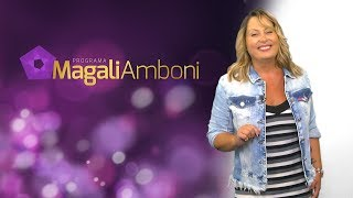 Auto make com Magali Amboni para TV Engeplus