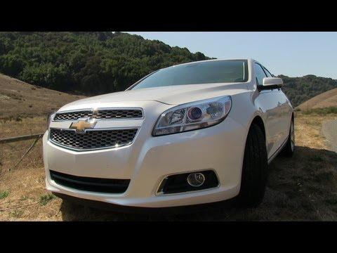2013 Chevrolet Malibu Turbo First Drive Review