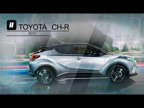 Toyota  C HR Кроссовер класса J - тест-драйв 4