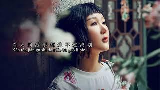 KARAOKE  Nửa đời tuyết/ Tưởng Tuyết Nhi - 半生雪/ 蒋雪儿 - Beat chuẩn