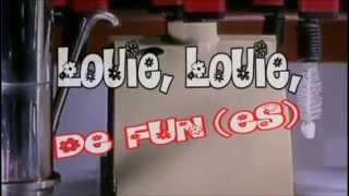 Louie Louie de Funes version Joan Jett