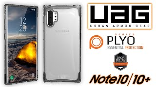 UAG Plyo Case For Galaxy Note 10 Plus
