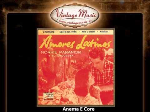 Norrie Paramor And His Orchestra -- Anema E Core (VintageMusic.es)