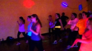 "Dance Fitness Divas working ""THE WALK"" song!"