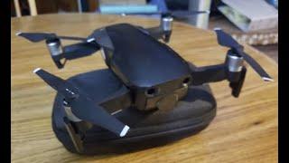My first FPV Quad build is a Mavic Air