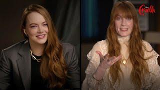 Disney's Cruella   A Conversation With Emma & Florence