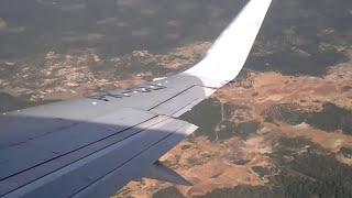 preview picture of video 'Sriwijaya Air Landing in Pangkal Pinang'