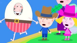 Ben and Holly's Little Kingdom | Wise Old Elf Becomes an Egg! | 1Hour | HD Cartoons for Kids
