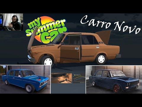 MOD novo será um CHEVETTE ou um LADA? My Summer Car