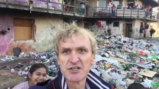Děs a hrůza v největším romském ghettu v Evropě