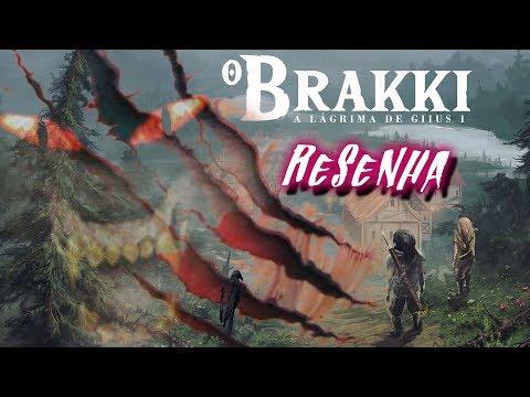 O BRAKKI (André Regal) | Resenha SEM SPOILERS e Parte Final COM SPOILERS