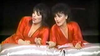 Chita Rivera And Liza Minnelli: The Apple Doesn't Fall Very Far From The Tree From The Rink
