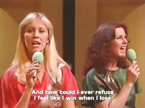 ABBA - WATERLOO(1978)