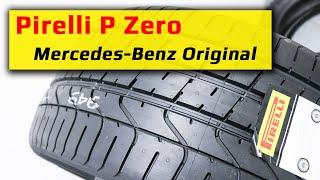Pirelli P Zero /// Mercedes-Benz original