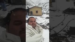 preview picture of video 'Tour to Razmak Snowfall with counzs'