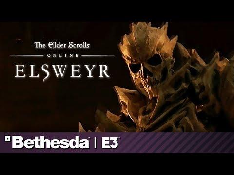 Elder Scrolls Online Elsweyr Presentation | Bethesda E3 2019