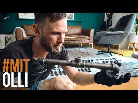 Mit Olli einen Schrank aus Rohren bauen | Sony RX100 V Test