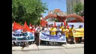 preview picture of video '1 mayıs kutlu olsun (Silopi Eğitim Sen)'