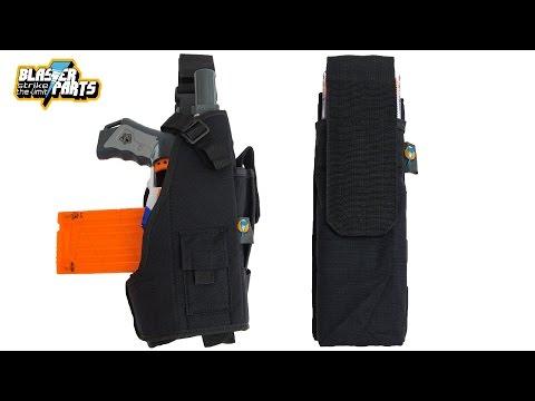 Holster und Magazintasche von Blasterparts   Magicbiber [deutsch]