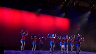 SDCDA - Civic Dance Arts 2017 - Beetoven's 5th Salsa